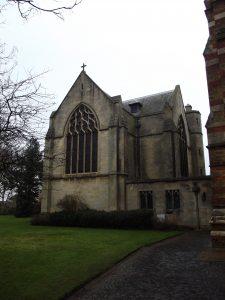 Rugby School War Memorial Chapel. Second Lieutenant Gilbert R Venable (Ack. Rugby School)