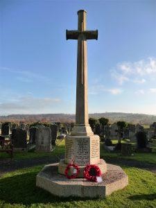 Guilsfield War Memorial. (Janis Menage)