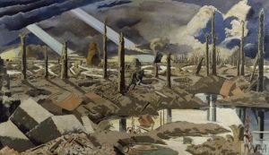 The Menin Road, 1918-19 Paul Nash, Imperial War Museum(c) Tate; Supplied by The Public Catalogue Found